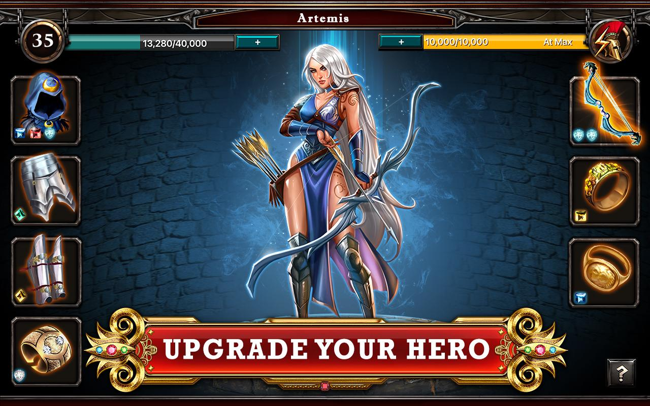 play hero quest online