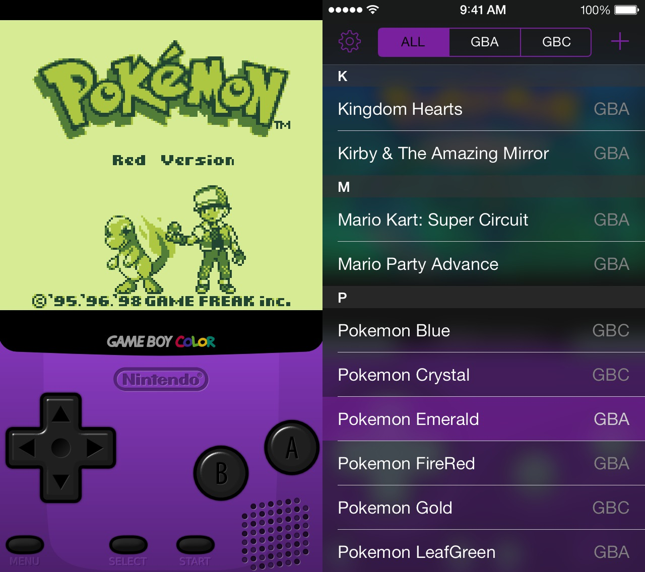 gba for ios emulator