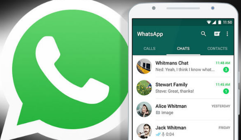 hide your identity on whatsapp