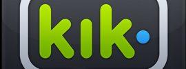 kik login online