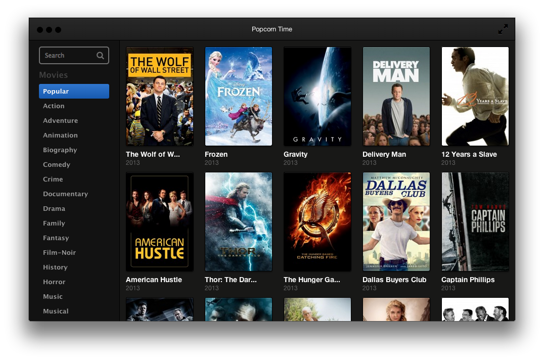 how to download movies from showbox to usb