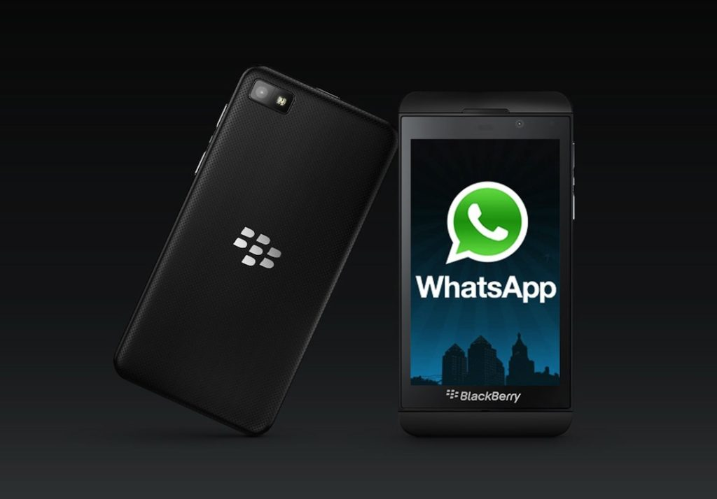 Download Latest Version of Whatsapp for BlackBerry Phones