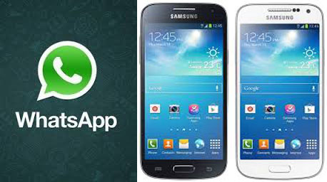 Download Whatsapp APK for Samsung Mobiles All Models Inclusive