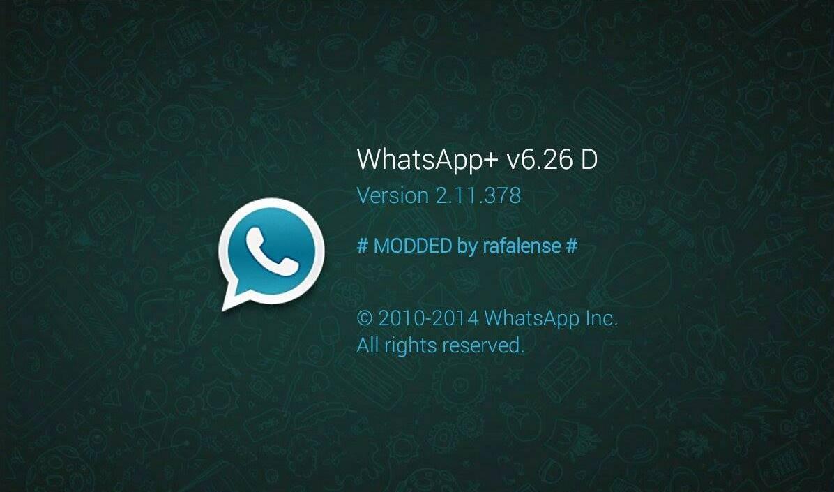 Whatsapp Plus 2016 Messenger Download